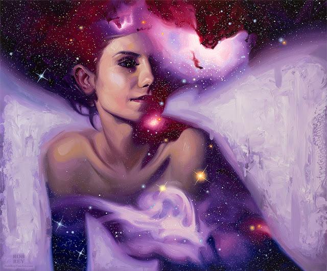 Stardust II by Rob Rey - robreyfineart.com