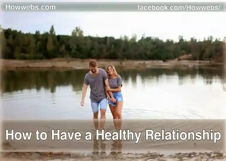 How to have a Healthy Relationship