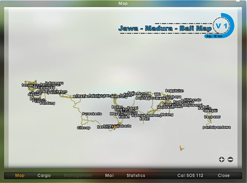 ukts map jmb