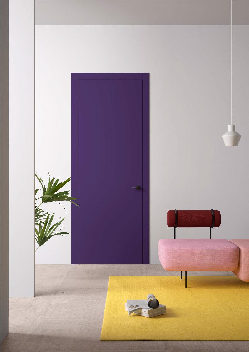 AND porta battente ultraviolet