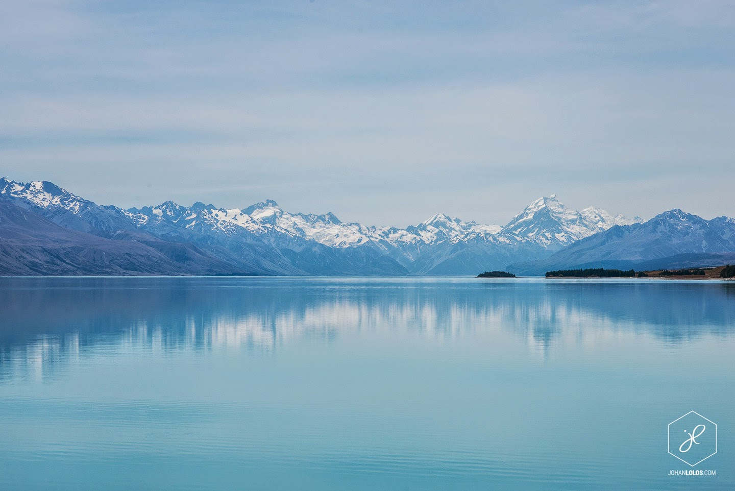 Lake Pukaki - He Traveled Around New Zealand In A Camper Van… This Is What He Saw.