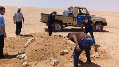 العثور على جثامين 3 مصريين بصحراء الجغبوب في ليبي