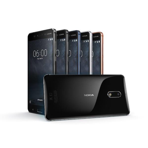 Il ritorno di Nokia con 3 Smartphone Android e il Nuovo 3310 (Video) HTNovo