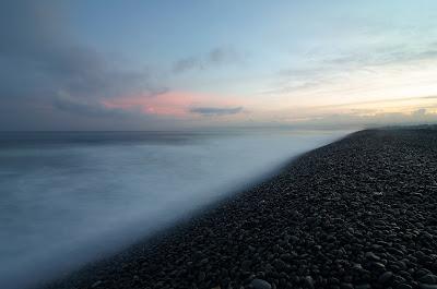 Luna La Union Coastal Seascaoe Dawn