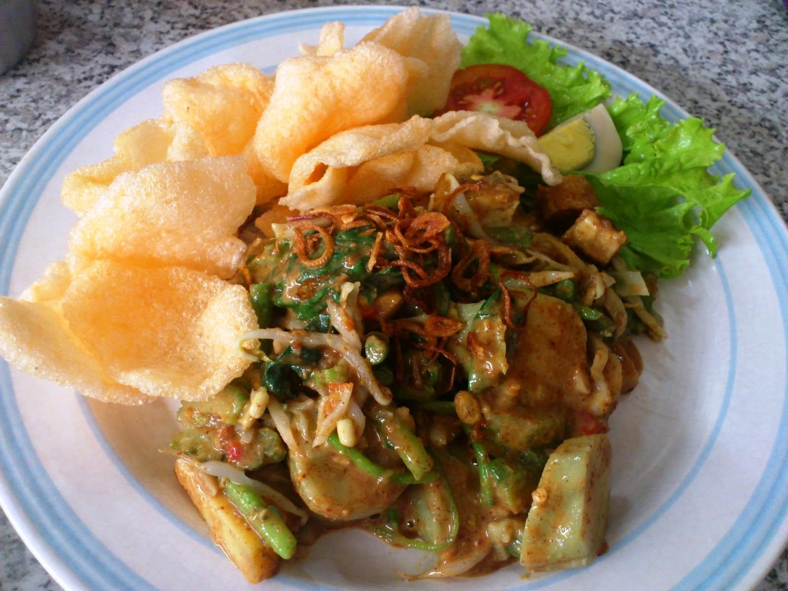 Gado-gado Padang