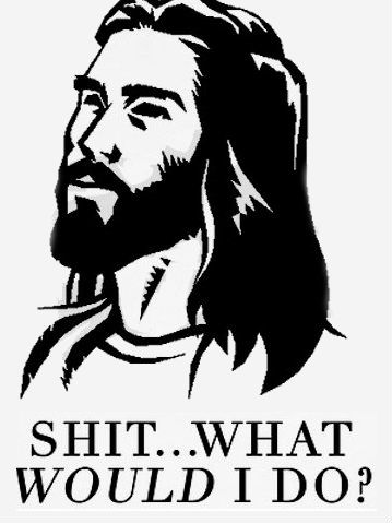 Funny WWJD Meme Picture