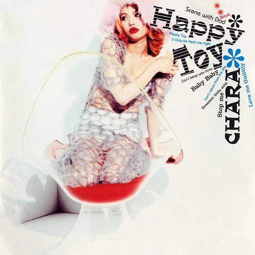 Chara - Happy Toy [FLAC   MP3 320 / CD]