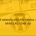Tạo website bán hàng trong 30 phút bằng các công cụ