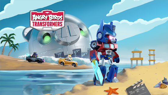 Angry Birds Transformers Mod Apk Latest