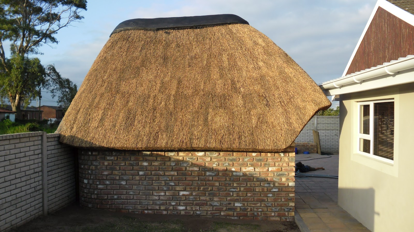 Thatch Lapa Braai Amp Outdoor Entertainment Area Designs