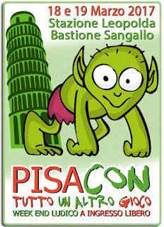 [Report] - PisaCon 2017