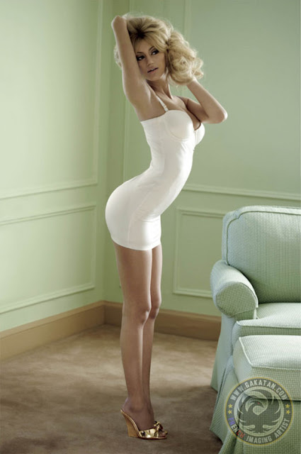 Zahia Dehar Sexy in Dress