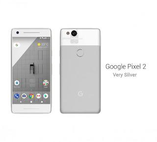 Pixel 2 Very Silver