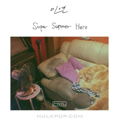 MNYL – Super Summer Hero – Single