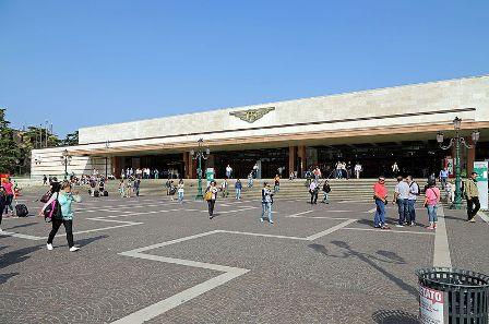 Stasiun Santa Lucia, Venezia