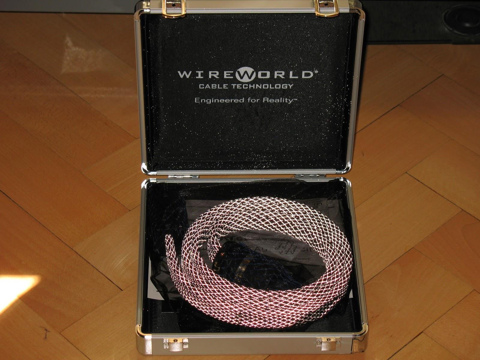 hifible: Wireworld Platinum Electra Power Cord