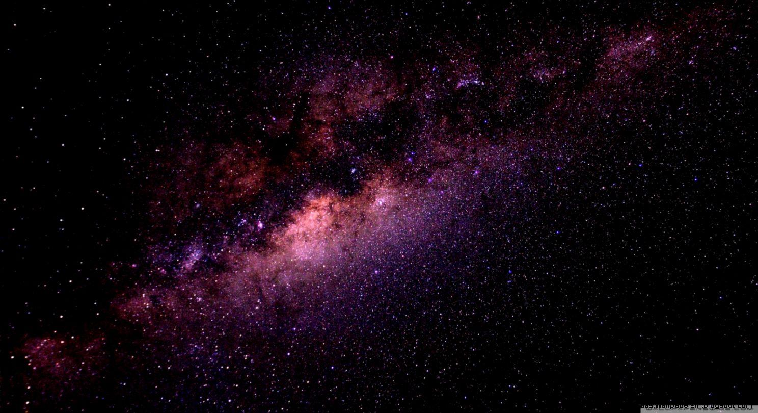 Milky Way Galaxy HD desktop wallpaper Widescreen High ...