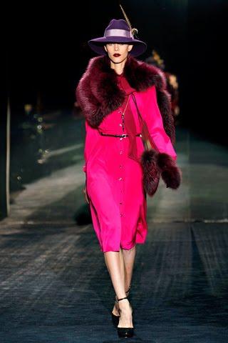 f8648d5956e RUNWAY REPORT.....Milan Fashion Week: Gucci, Prada A/W 2011 | Nick ...