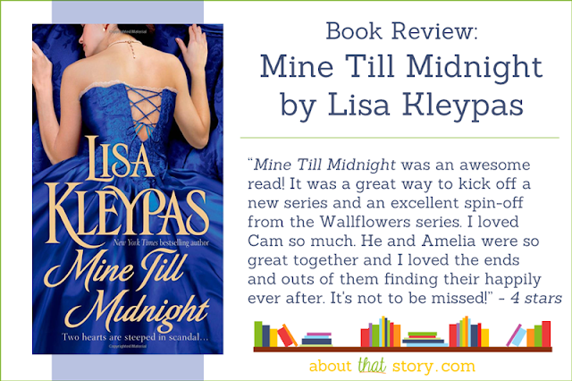 Book Review: Mine Till Midnight by Lisa Kleypas | About That Story