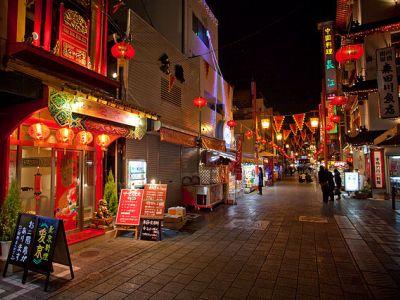 Chinatown, Kobe