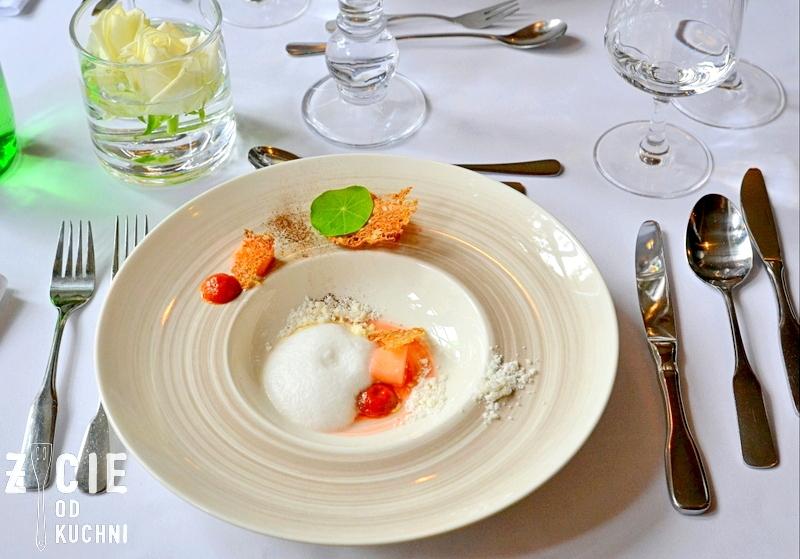 restaurant week, restaurant week polska, restauracja biala roza, krakow, kapusta charsznicka, zupa, przystawka,festiwal, zycie od kuchni
