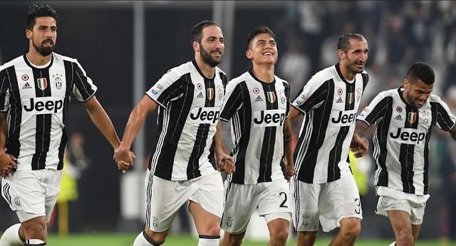 Juventus Terkena Kutukan Liga Champions
