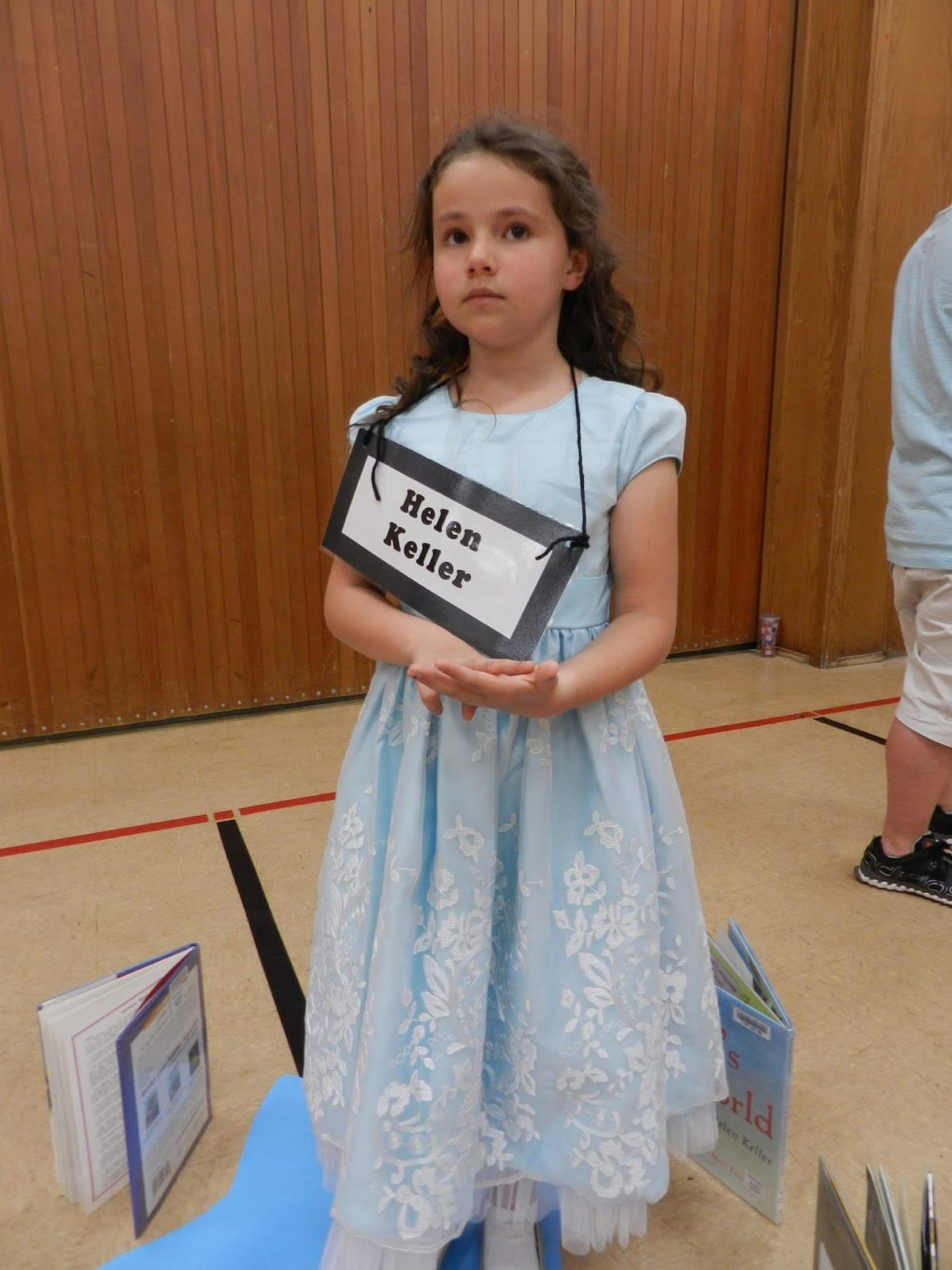 Double Trouble 2nd Grade Wax Museum