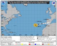 Hurricane Leslie Kanaren 02
