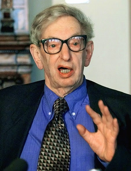 Forgetting Eric Hobsbawm (9 June 1917 - 1 October 2012)