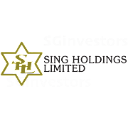 SING HOLDINGS LIMITED (5IC.SI) @ SG investors.io
