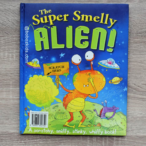 Super Smelly Aliens Story Books for children available in Port Harcourt, Nigeria