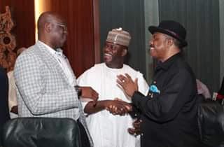 Photos: Osinbajo, Fayose, ElRufai, Obiano, others attend NEC meeting