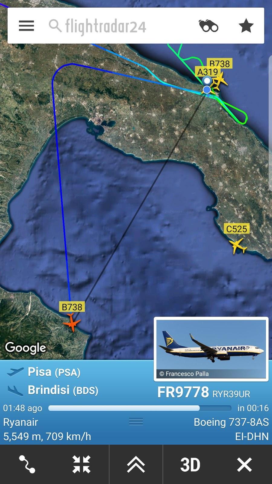 Aeroporto Brindisi : Bari brindisi tarantou che succede al traffico aereo in puglia