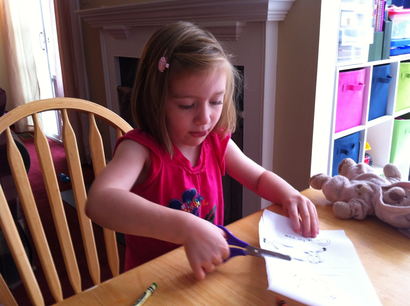 Bug And Monkey Mama Letter C Activities