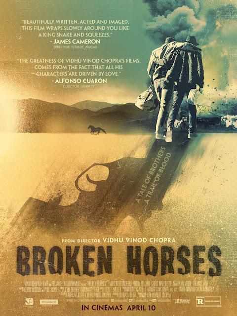 Broken Horses (2015) ταινιες online seires oipeirates greek subs