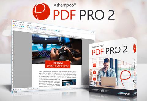Ashampoo PDF Pro 2 Present