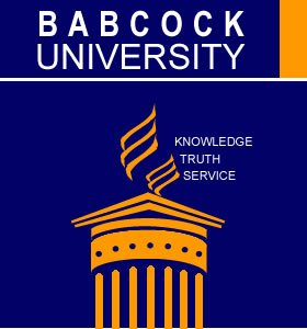 Babcock University Post-UTME & DE Screening Form 2020/2021