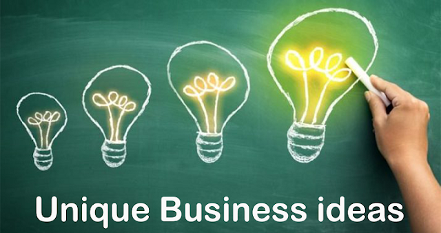 6 Unique Business Ideas Finding Tips