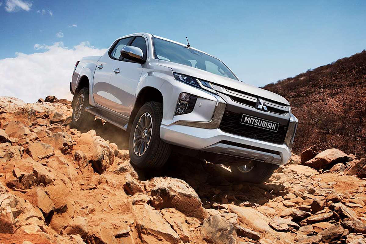 This Is The 2019 Mitsubishi Strada (w/ 25 Photos, Video