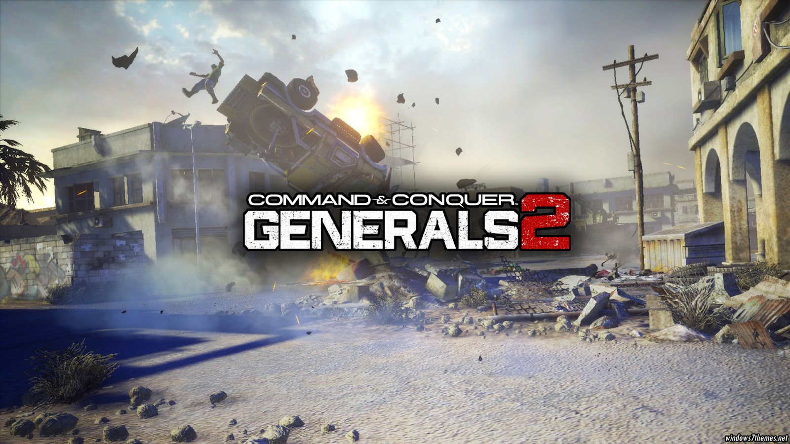 Command & Conquer: Generals 2 - Game Video World