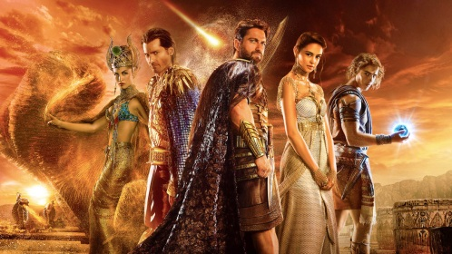 Gods of Egypt Torrent (2016)