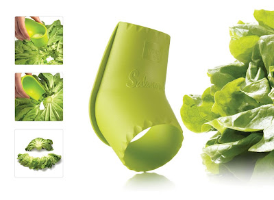 Best Gadgets For Salad Preparation - Vacu Vin Salad Cutter