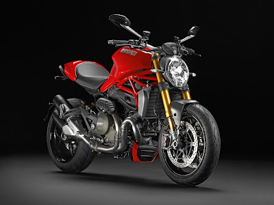 Ducati Monster 821 Side Front view HD Pics