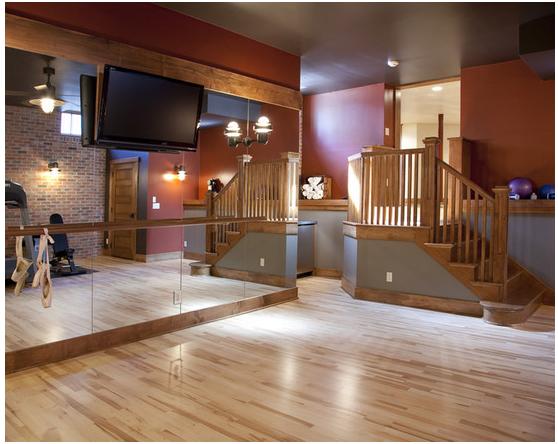Dance Studio Design Ideas Home Art Dma Homes: STUDIO647_____________________: Meet Me At The Barre: The