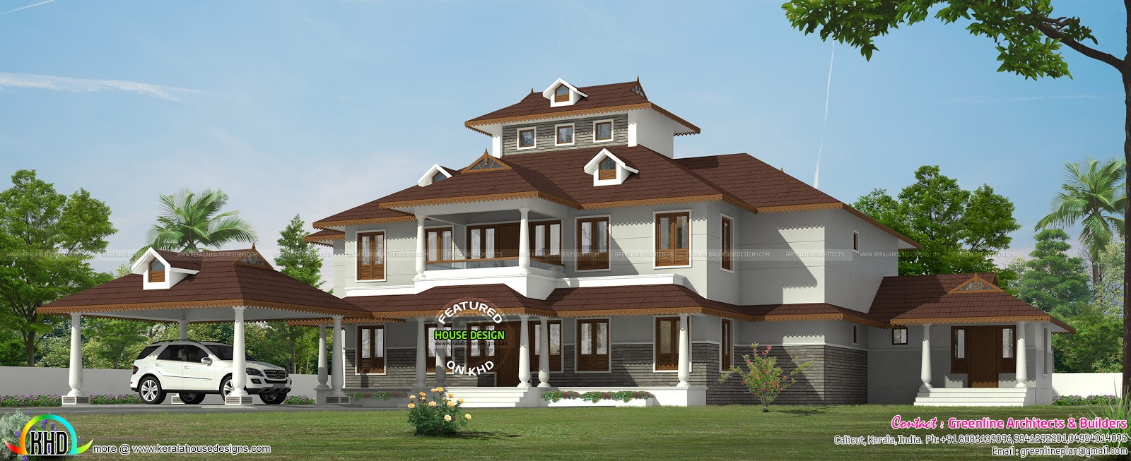 January 2017 kerala home design and floor plans for Kerala new home pictures