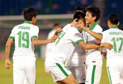 Permalukan Tuan Rumah 7-1, Indonesia Rebut Peringkat Tiga Piala AFF U-18