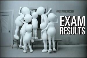examination result