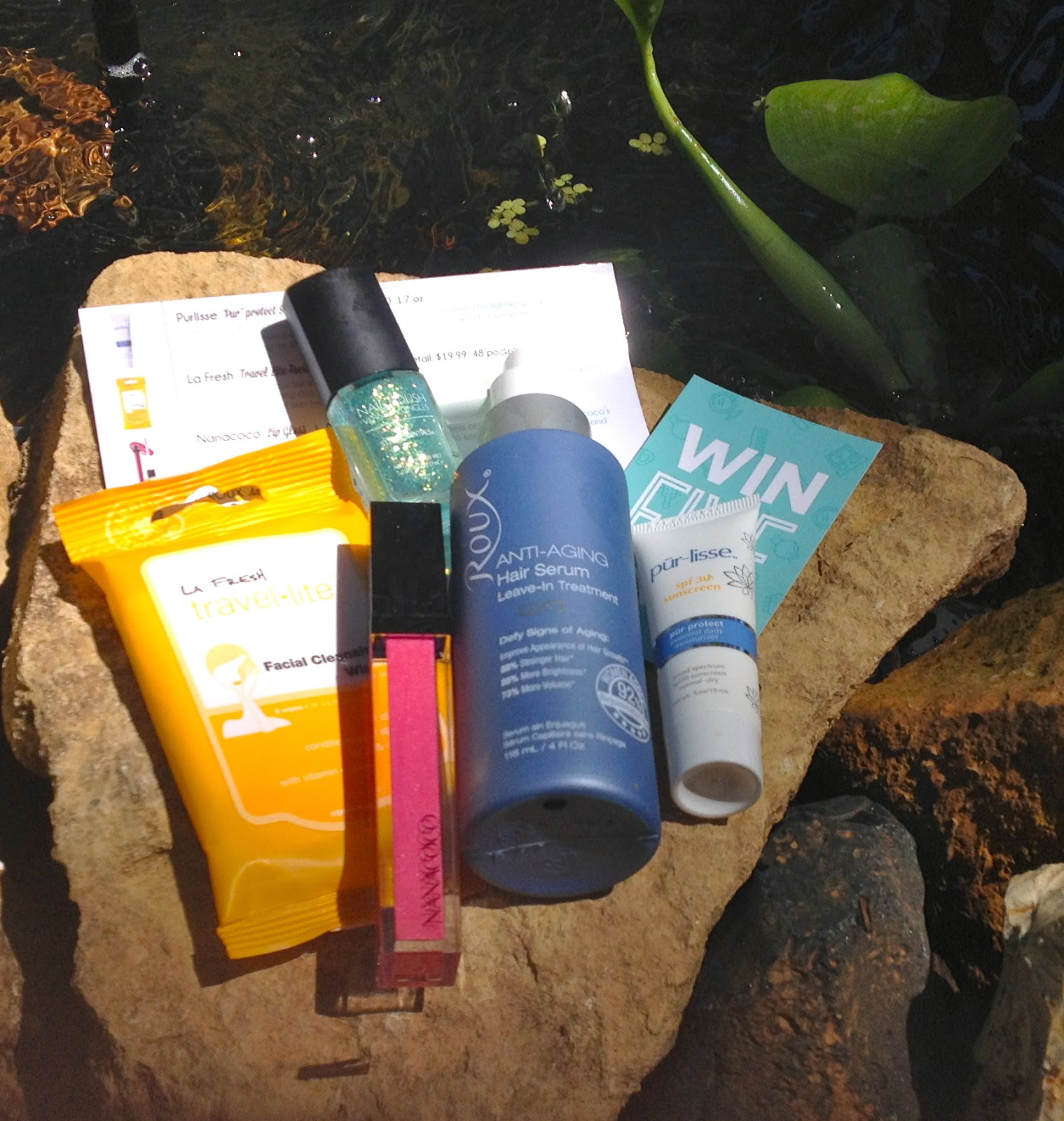 What's In The Box? Beauty Box Five Review August 2014