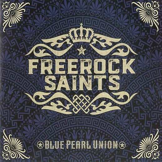 FREEROCK SAINTS - Blue Pearl Union (2016-17) full