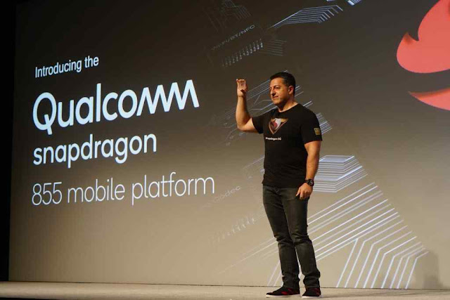 Qualcomm Snapdragon 855 with X50 Modem Officially Launched 1